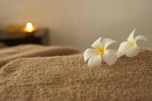 Triggerpunkt-akupunktur. Tid til Massage.